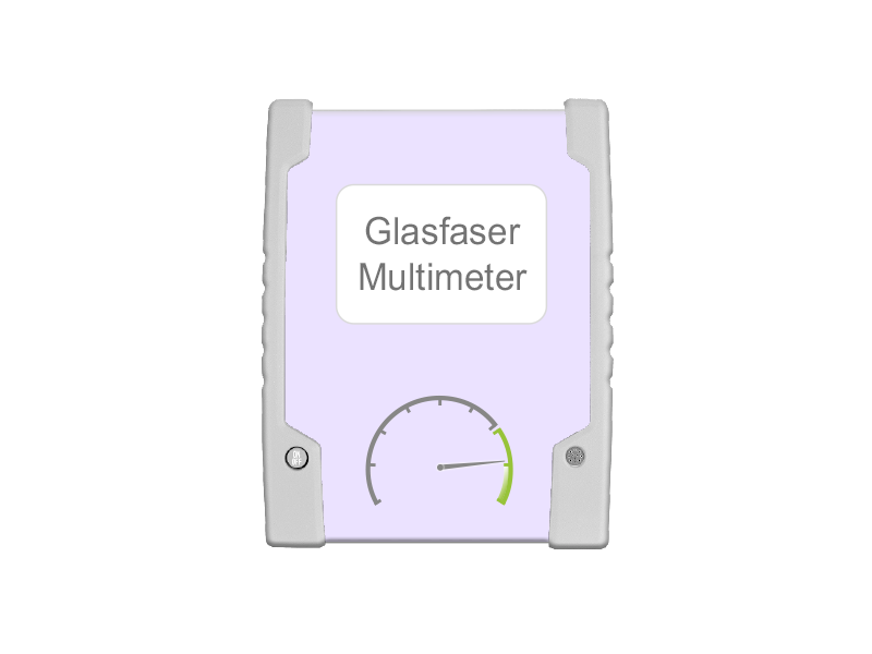 Glasfaser Multimeter