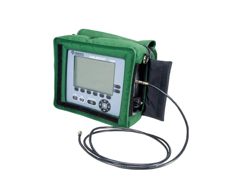Réflectomètre câbles coaxiaux